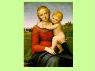 Малая Мадонна Каупера Написана в 1504-1505 годах. Картина была названа по име