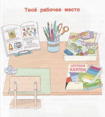 Учимся у мастеров труд 1 класс
