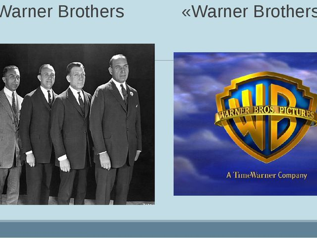 Warner Brothers «Warner Brothers»
