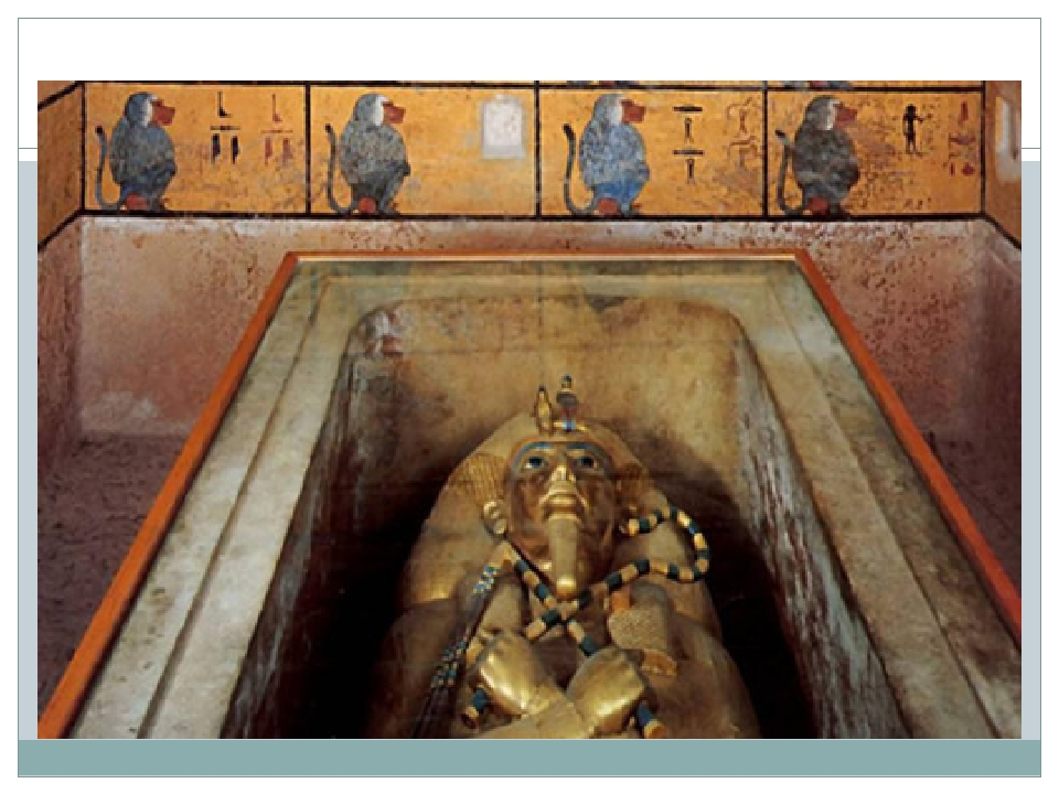 tutankhamuns tomb egypt The walls of king tutankhamun's burial chamber are painted with national geographic  new understanding of the most famous tomb in egypt's valley.