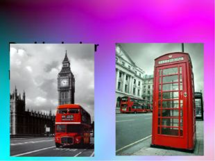 Double decker bus Telephone booths