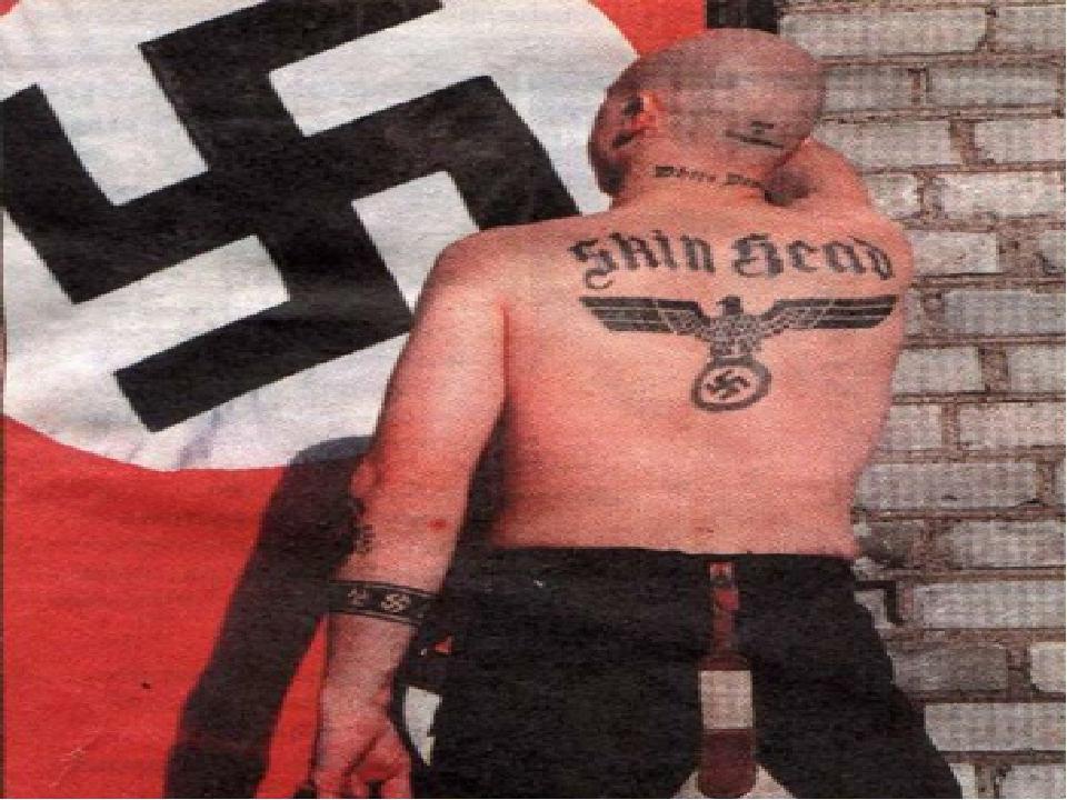 К 1985 году, так же, как и в Англии фашизм пустил корни и в американской скин...