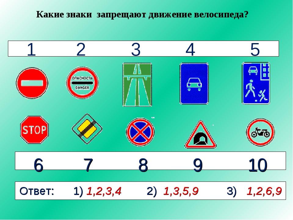 любимым знаки дорожного движения картинки тесты предлагаем вам