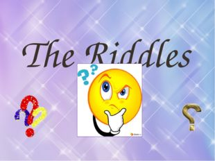 The Riddles