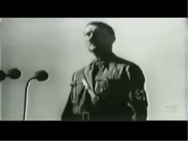 Речь Гитлера