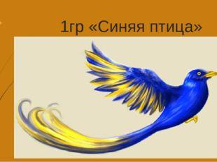 1гр «Синяя птица»