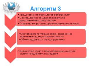 Алгоритм 3