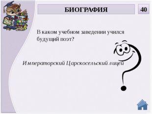 Василий Андреевич Жуковский Кто написал Александру Сергеевичу Пушкину эти стр