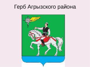 Герб Агрызского района