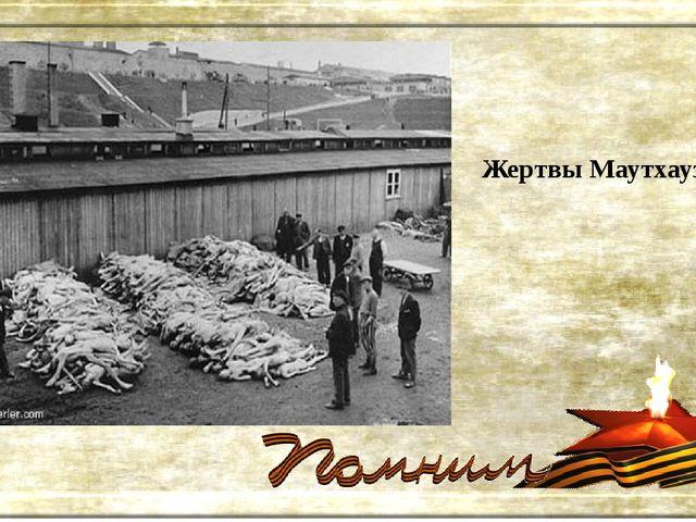 Жертвы Маутхаузена