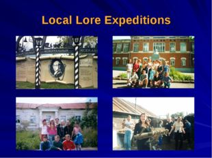 Local Lore Expeditions