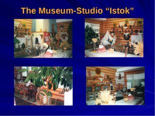 """The Museum-Studio """"Istok"""""""