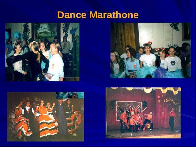 Dance Marathone