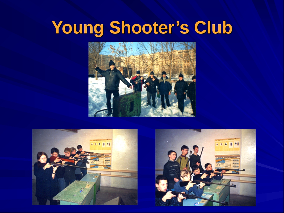 Young Shooter's Club