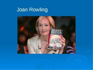 Joan Rowling