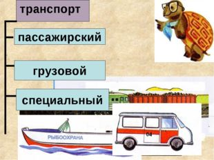 транспорт пассажирский грузовой специальный