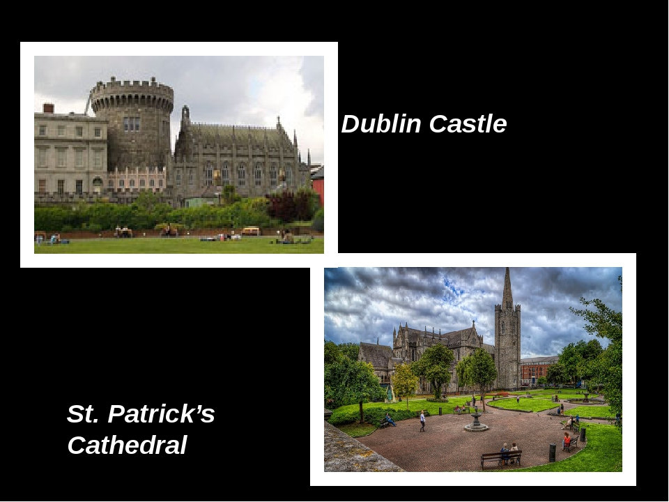 St. Patrick's Cathedral Dublin Castle
