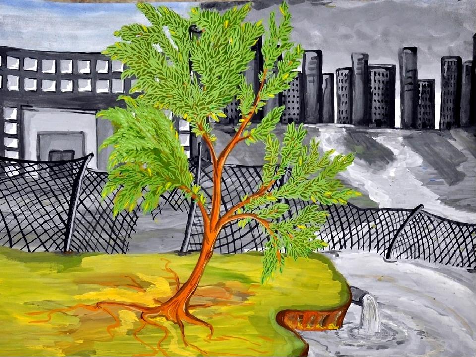 Доброго, защита окружающей среды картинки рисунки для школы