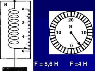 F = 5,6 H F =4 H