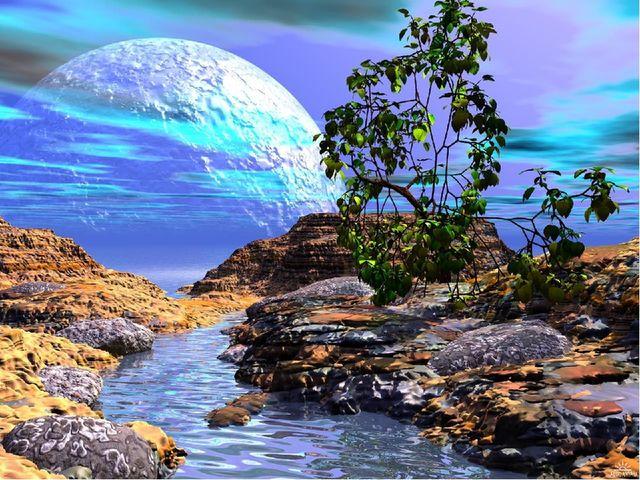 Фантастическая планета