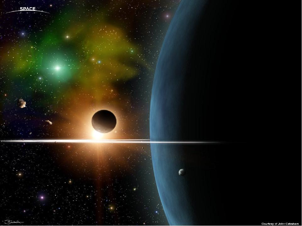 Космос – это Вселенная