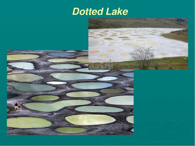 Dotted Lake