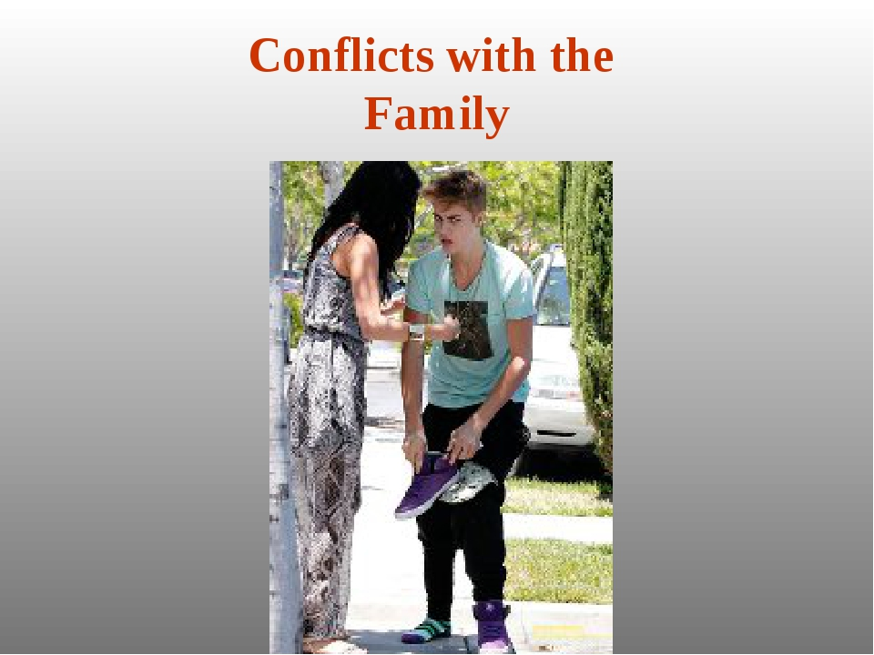 Conflicts with the Family