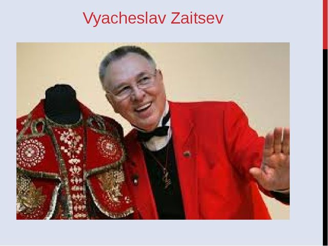 Vyacheslav Zaitsev