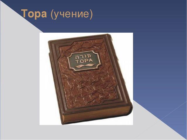 Тора (учение)