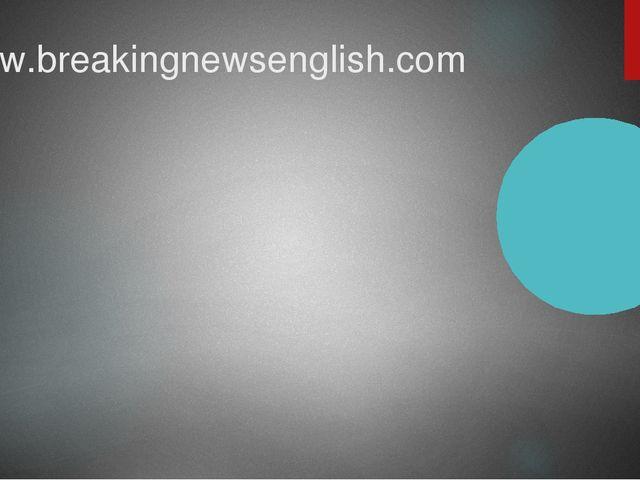 www.breakingnewsenglish.com