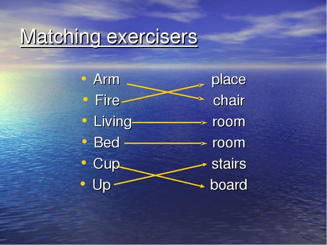 Matching exercisers Armplace Firechair Livingroom Bedroom Cups...