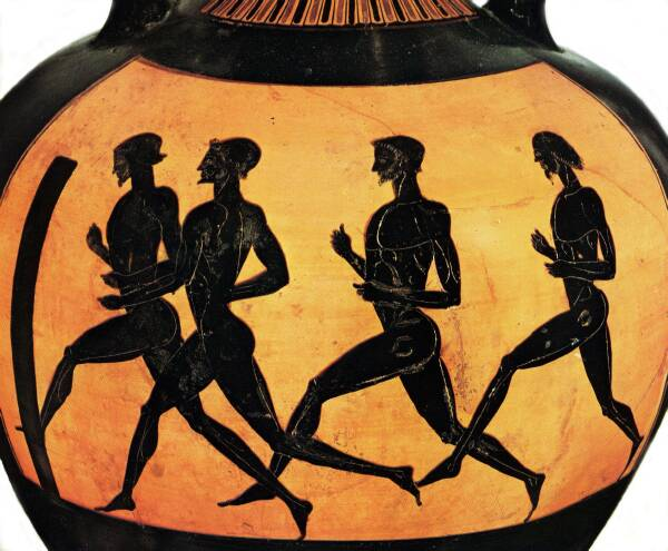 a comparison of the ancient olympics in greece and the modern olympic games