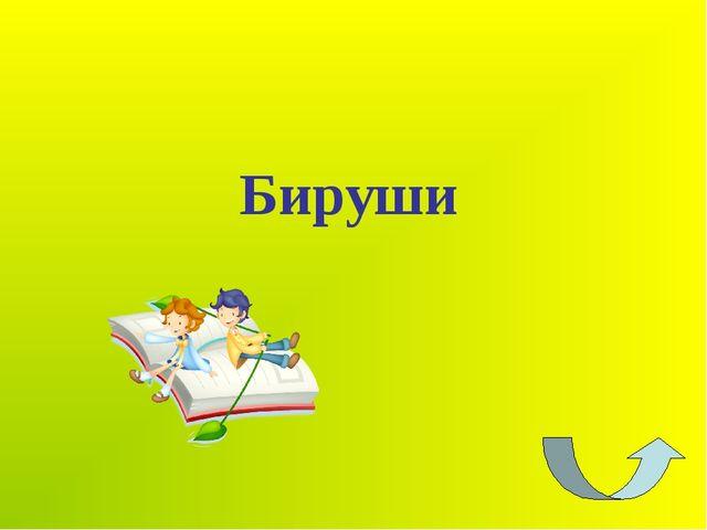 Бируши
