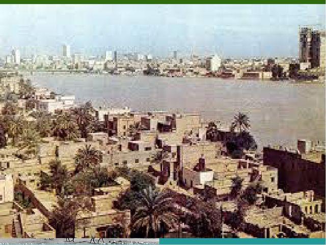 Богатые многонаселенные города, где процветали торговля и ремесло, находилис...