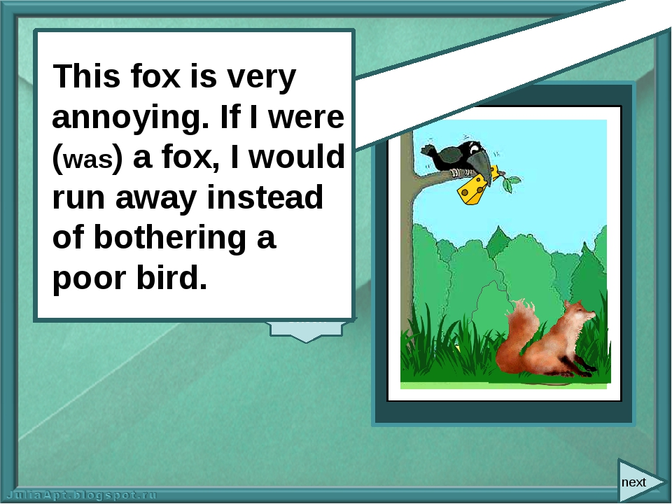 next gallery.yopriceville.com This fox is very annoying. If I (be) a fox, I...