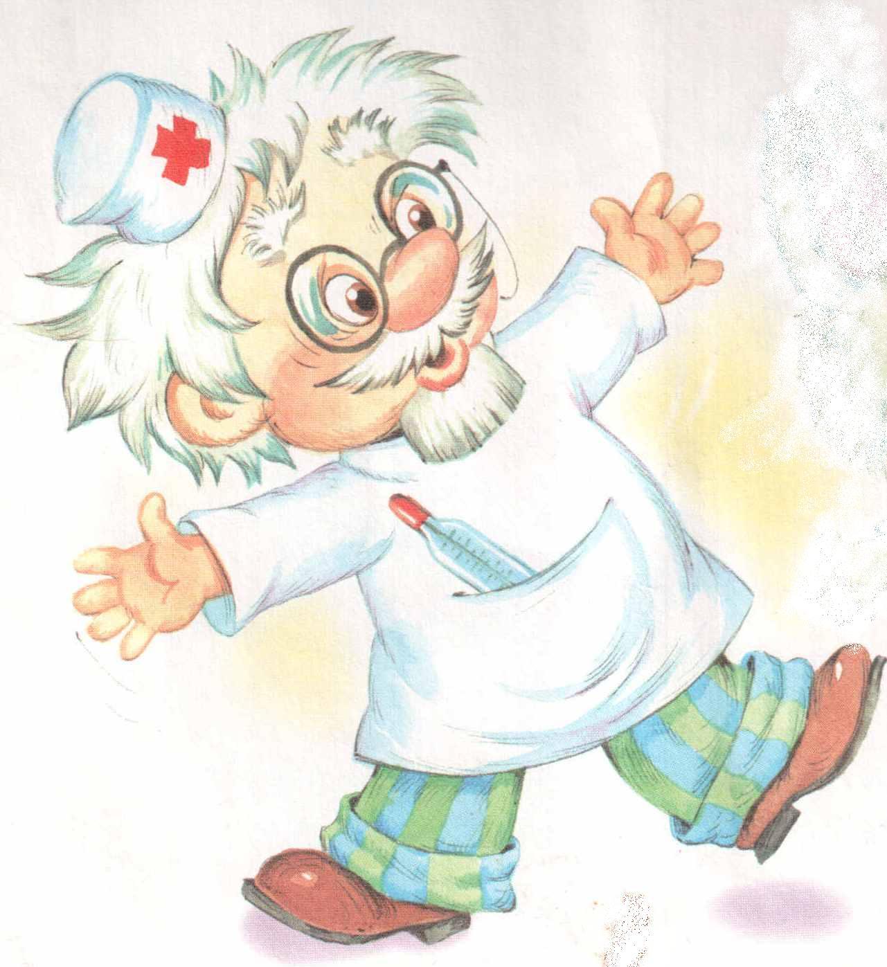 Картинки доктор айболит для детского сада