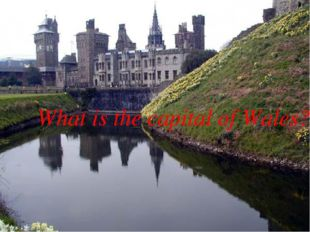 What is the capital of Wales?