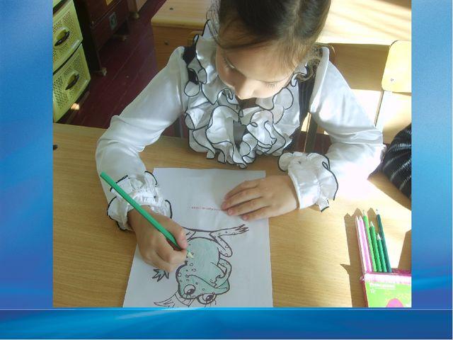 Слайд 6. В первом классе работа над проектом по полной структуре невозможна,...
