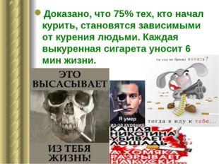 9.04-13.04 2011-2012 уч. г Неделя математики Доказано, что 75% тех, кто начал