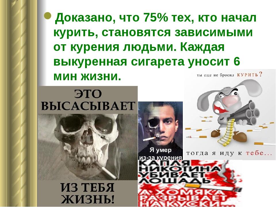 9.04-13.04 2011-2012 уч. г Неделя математики Доказано, что 75% тех, кто начал...