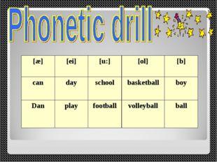 [æ][ei][u:][ol][b] candayschoolbasketballboy Danplayfootballvolley