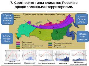 10. По каким причинам некоторые территории России превращаются в экологически