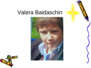Valera Baidaschin