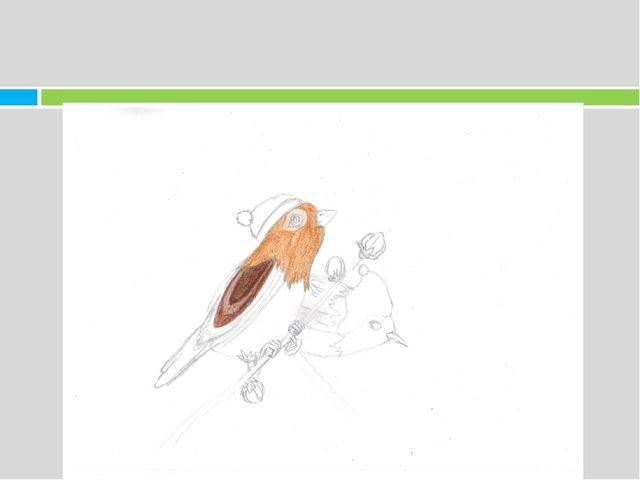 Ура! Мы нарисовали птиц!