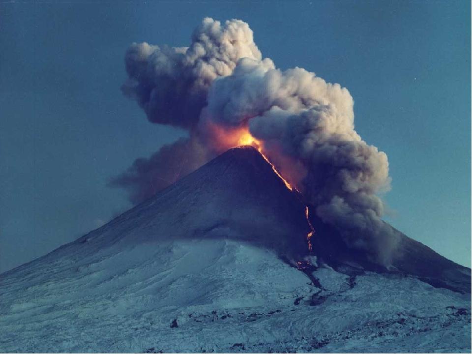 Полуостров Камчатка – одно из самых богатых вулканами мест на земле, которое,...