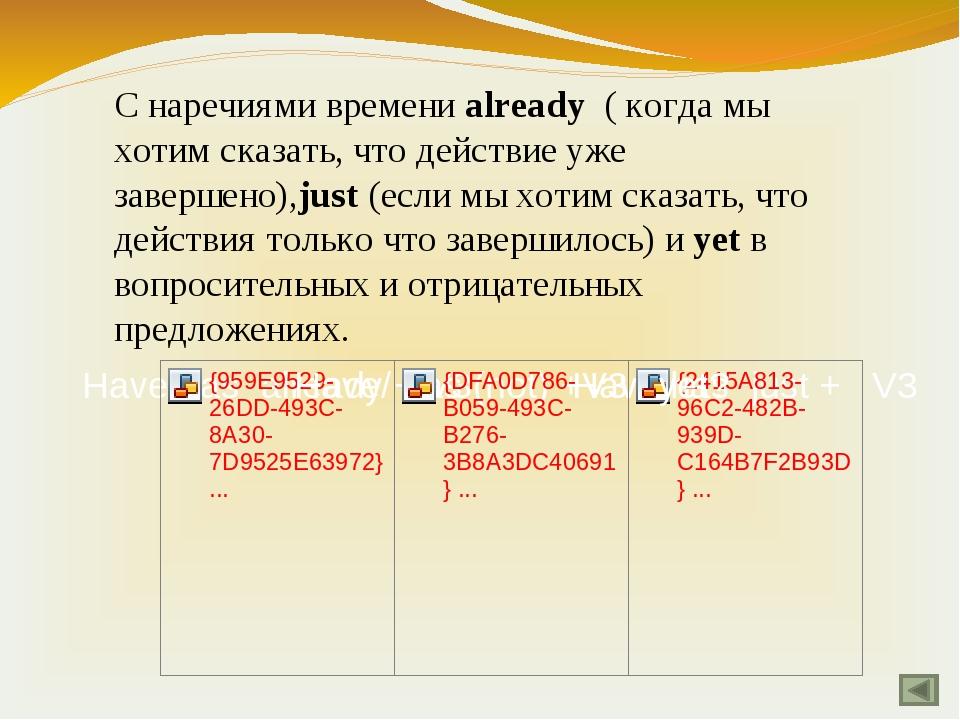 Использованные ресурсы Грамматика английского языка Е.А. Барашкова к учебника...