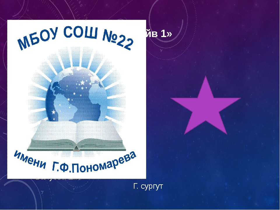 «Тест –драйв 1» Руководитель команды: Балуева Е.Г. Г. сургут
