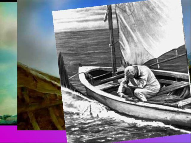 """Узнав о присуждении новелле """"Старик и море"""" Нобелевской премии, Хемингуэй рас..."""