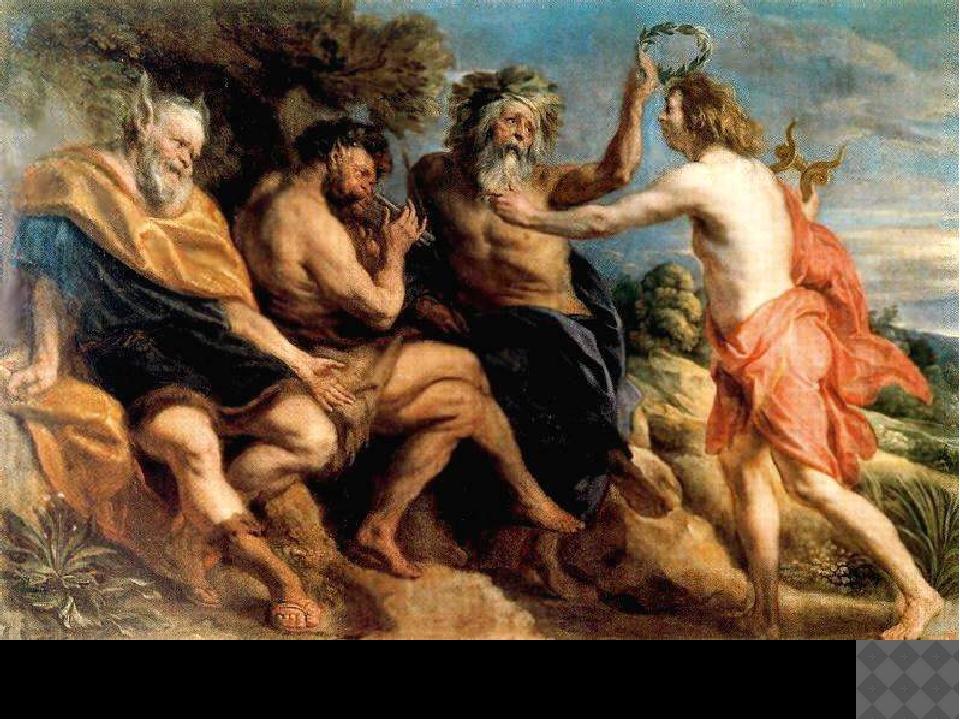 Йорданс, «Состязание Пана с Аполлоном»