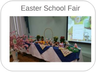 Easter School Fair